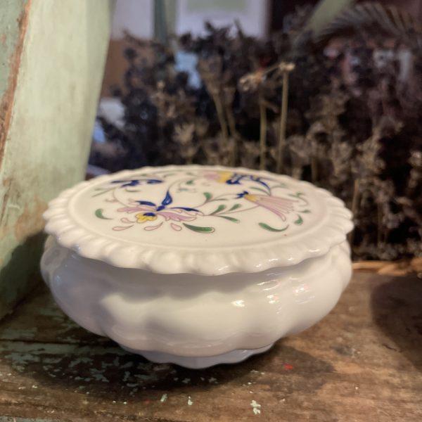 Natural Soy Candle –Vintage Bowl